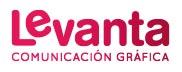 Levanta Comunicación Gráfica | Creatividad - Branding - Diseño Web - Merchandising - Producción para eventos