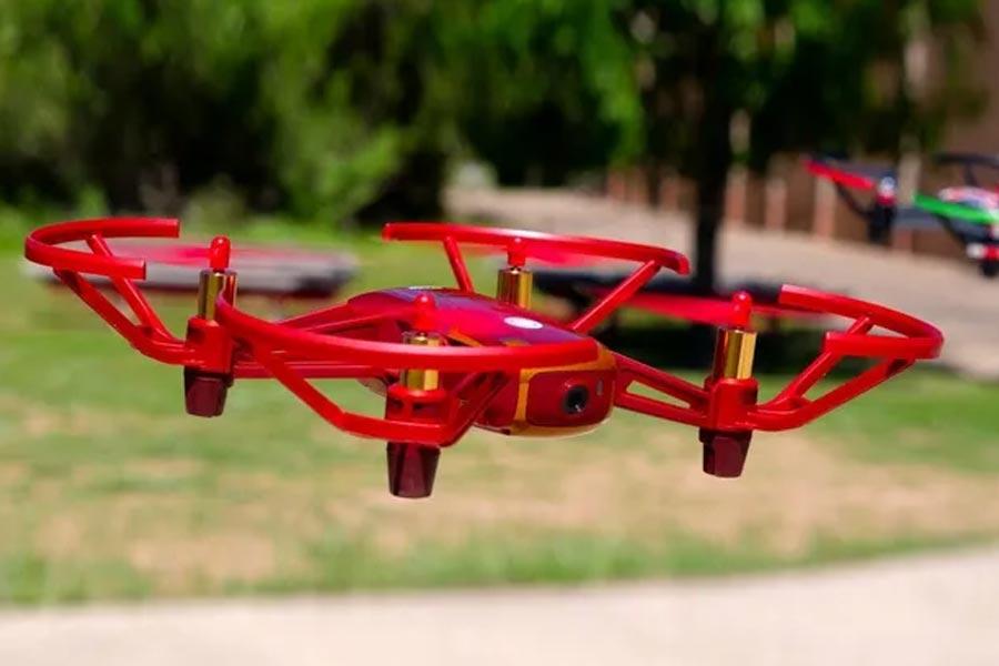 flota-de-drones