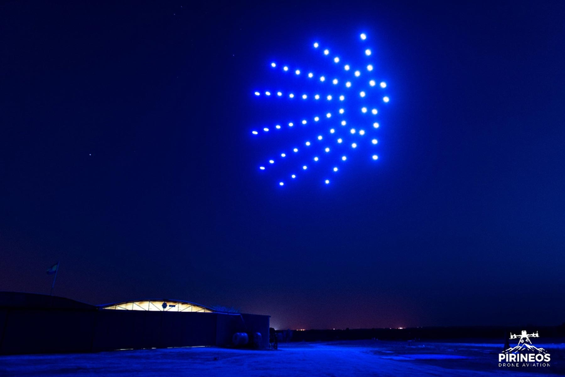 Drone Light Show, para un evento inolvidable