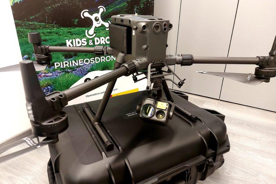 Matroice 300 RTK de Pirineos Drone Aviation