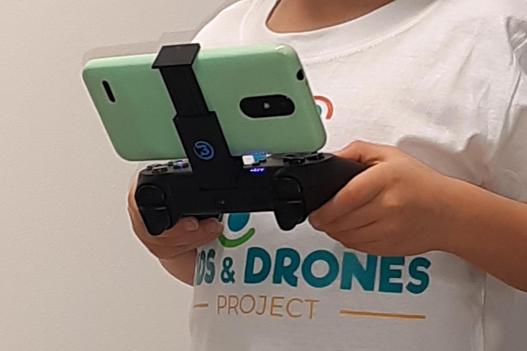 Retomamos las actividades de KIDS & DRONES PROJECT en Vielha.